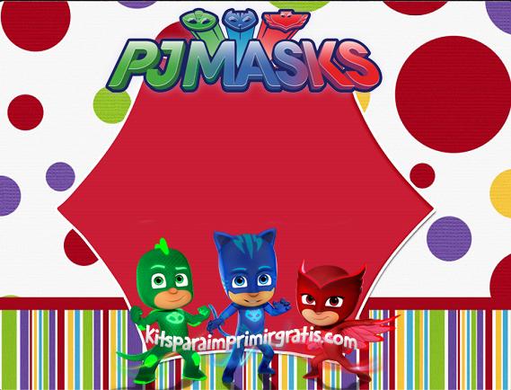 Héroes en Pijamas cumpleaños