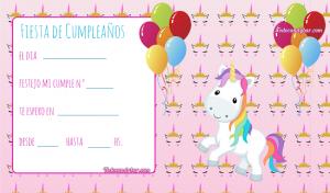 Candy Bar De Unicornios Para Descargar E Imprimir Gratis