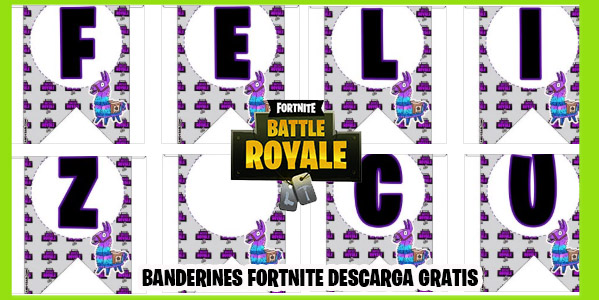FORTNITE CUMPLEANOS