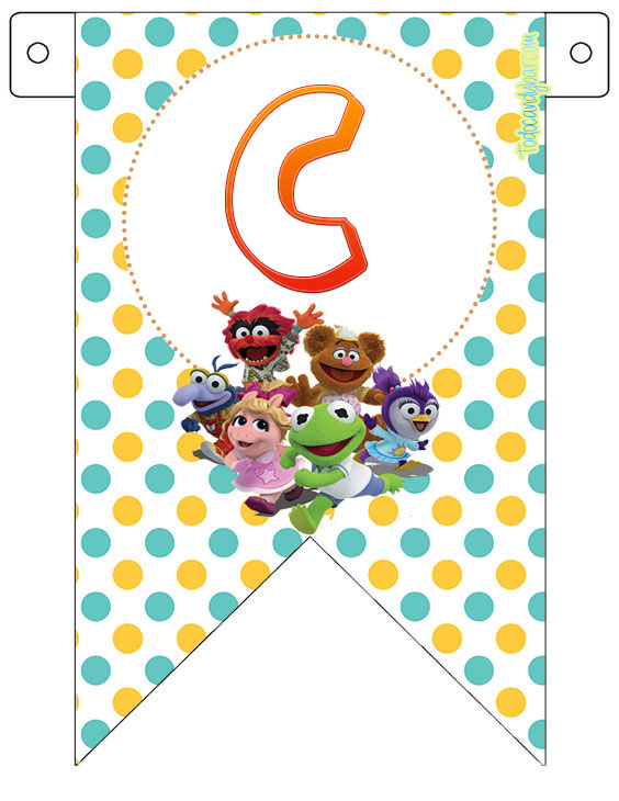 PRINTABLES FREE MUPPETS BABIES