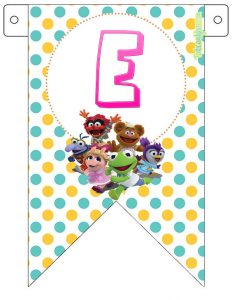 Muppets Babies Birthday party
