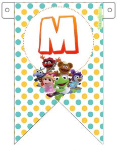 Kits de Muppets Babies para imprimir gratis