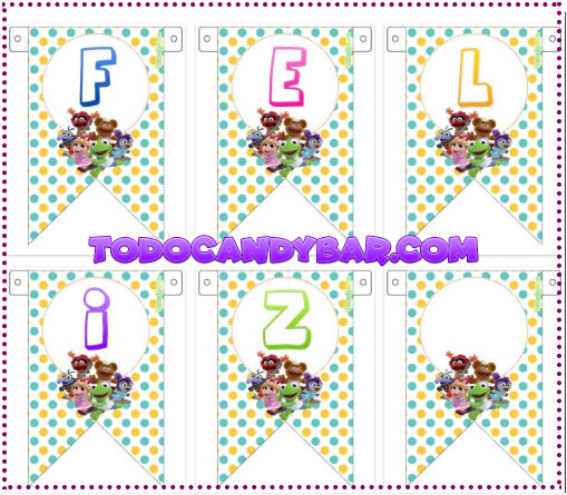 Kits de Muppets Babies descarga gratis