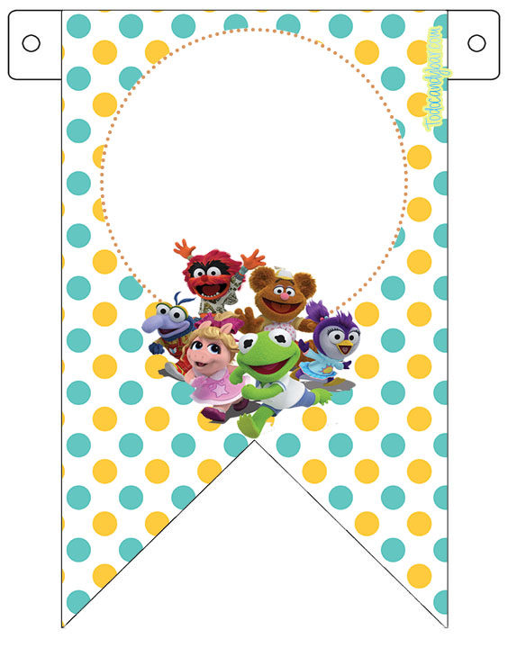 Muppets Babies ideas cumpleanos