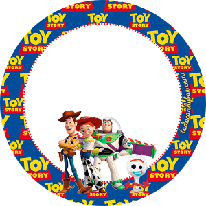 Stickers toy story 4 etiquetas