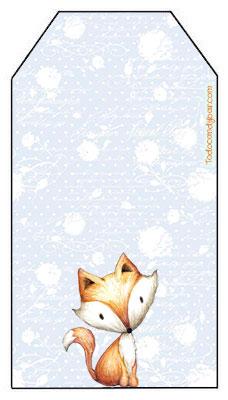 Little Fox Inspired