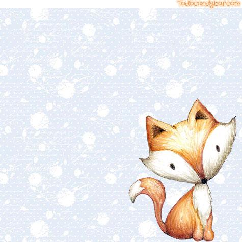 Little Fox Stickers