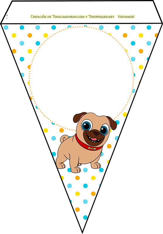 Puppy Dog Pals Birthday party printables