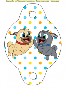 Puppy Dog Pals Printables free download