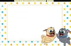 Puppy Dog Pals convites