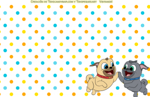 Puppy dog pals printables free
