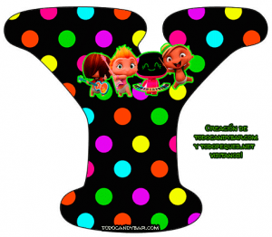 Decoracion Mini Beat Power Rockers decorations
