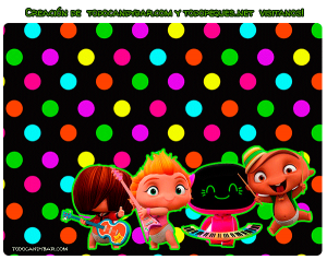 Mini Beat Power Rockers imagenes