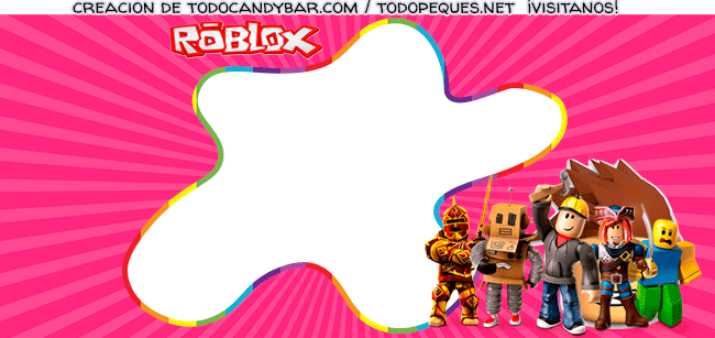 etiquetas roblox stickers