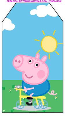 Peppa Pig Free Printables